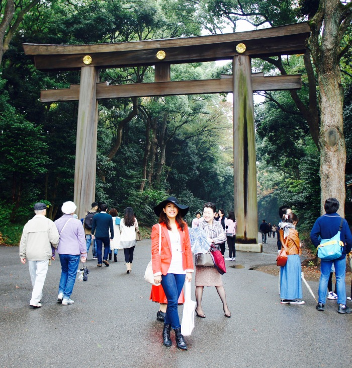 Japan Travel Diary: Meiji Shrine, Harajuku, and Shibuya