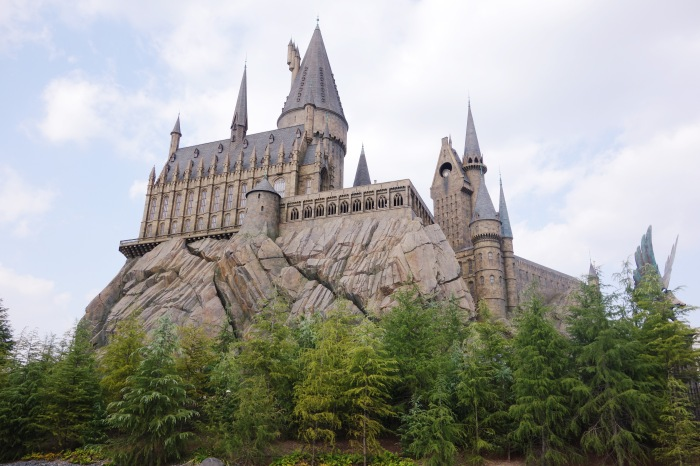 Japan Travel Diary: Universal Studios Osaka and Shinkansen